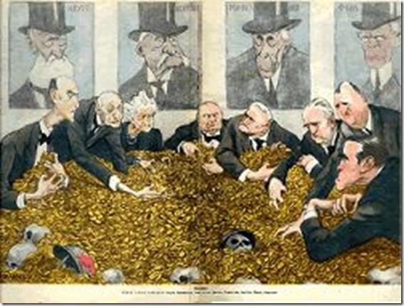 Greedy-capitalists