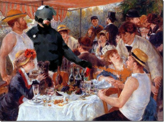 pepper spray cop monet2