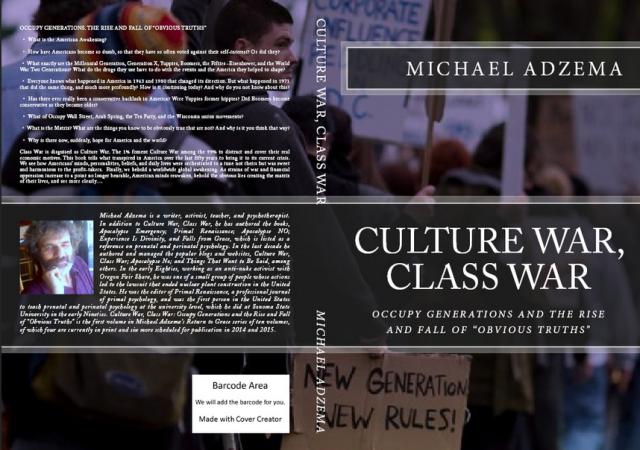 Final Cover, Culture War