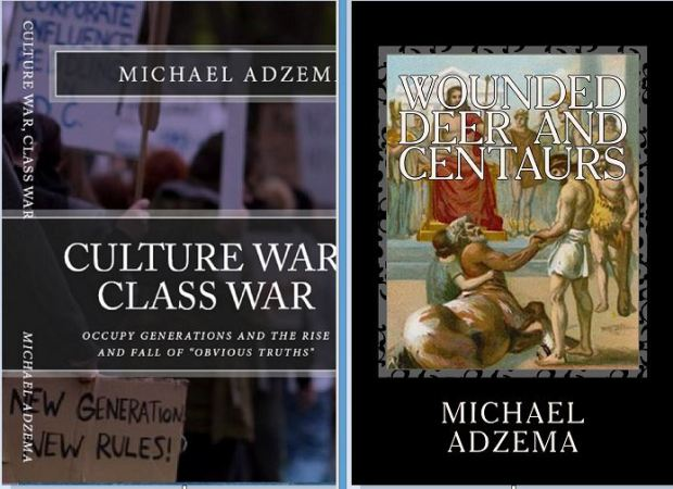wounded deer and centaurs and culture war, class war